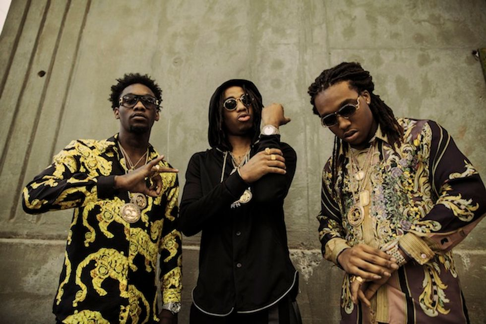 Migos Talk Family Spars, Jailed Member Offset and Their New West Coast Influence