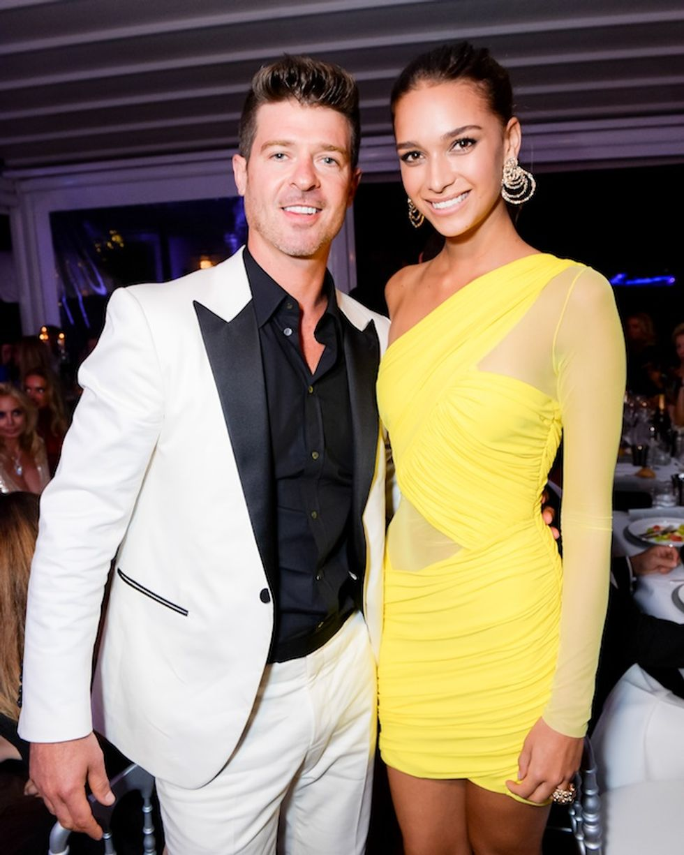 Robin Thicke Is Staging A Comeback With His New Single Featuring Nicki Minaj
