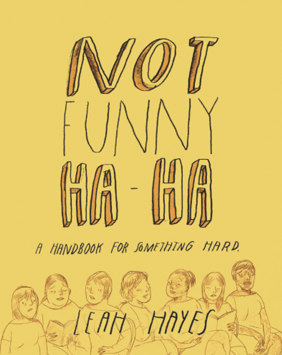 """It's a Non-Judgmental Book"": Graphic Novelist Leah Hayes On Her New Comic About Abortion"