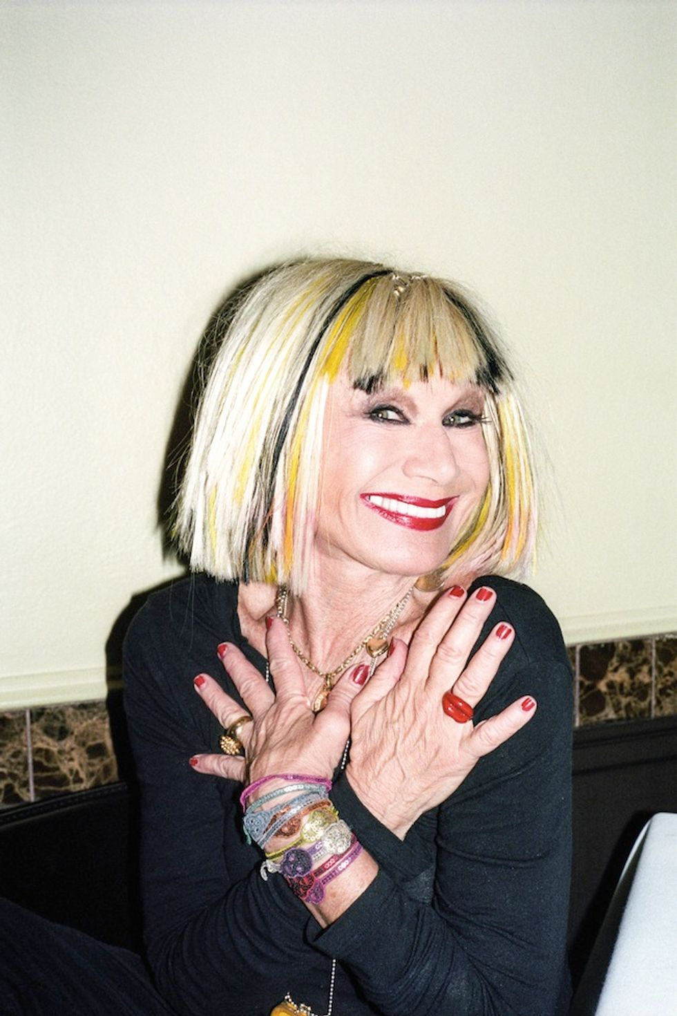 Betsey Johnson On 50 Years In Fashion, Malibu Men and That Time Prince Came By Her Store