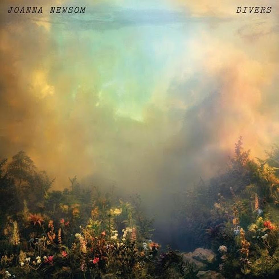Joanna Newsom's Back With Her First New Music in Five Years