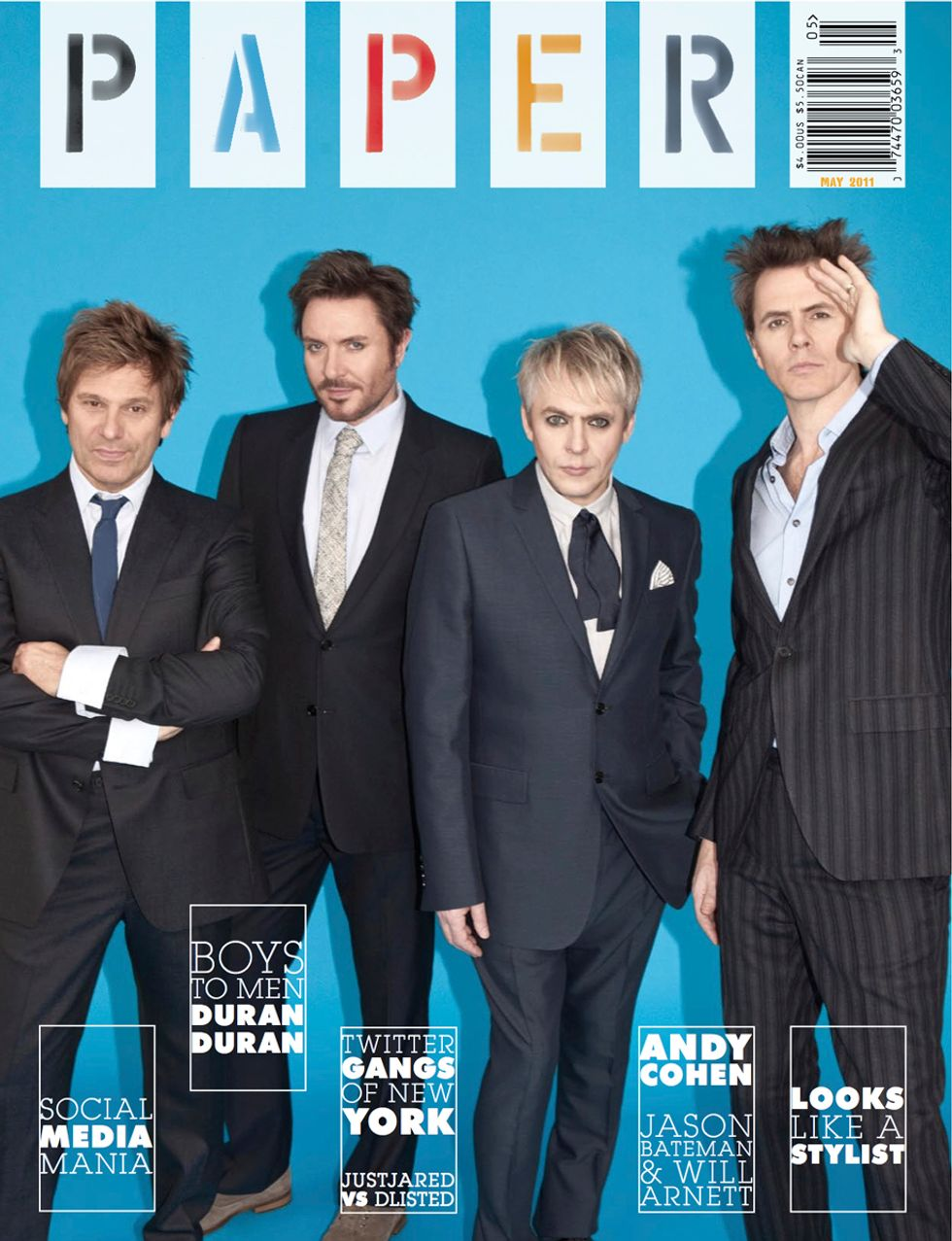 """Duran Duran Release The Addictive New Title Track For """"Paper Gods"""""""