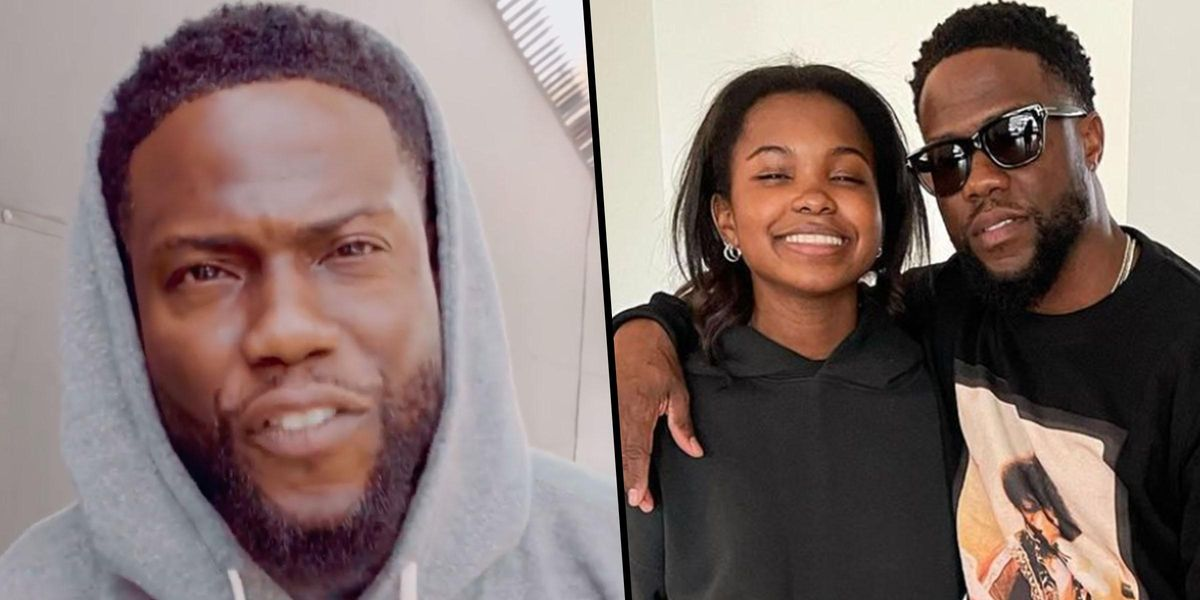 Fans Divided After Kevin Hart Gifts 16-Year-Old Daughter A $85,000 Mercedes SUV