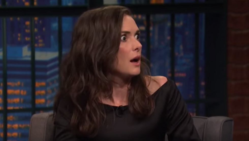 Winona Ryder Confirms That a Beetlejuice Sequel Is On The Way