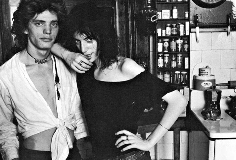 """Patti Smith's Memoir """"Just Kids"""" Is Coming to Television"""