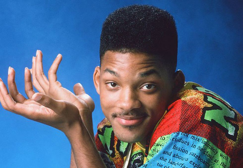 Will Smith is Trying to Reboot The Fresh Prince of Bel-Air