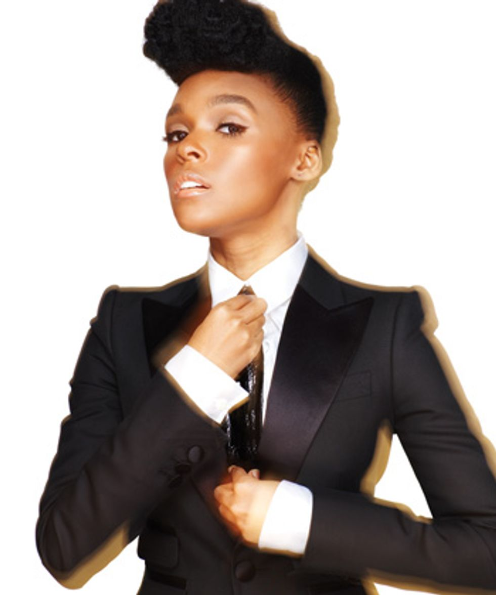 Janelle Monáe Led A Black Lives Matter March And Released A Protest Song