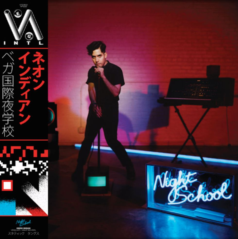 "Check Out ""Slumlord,"" the New Single From Neon Indian"