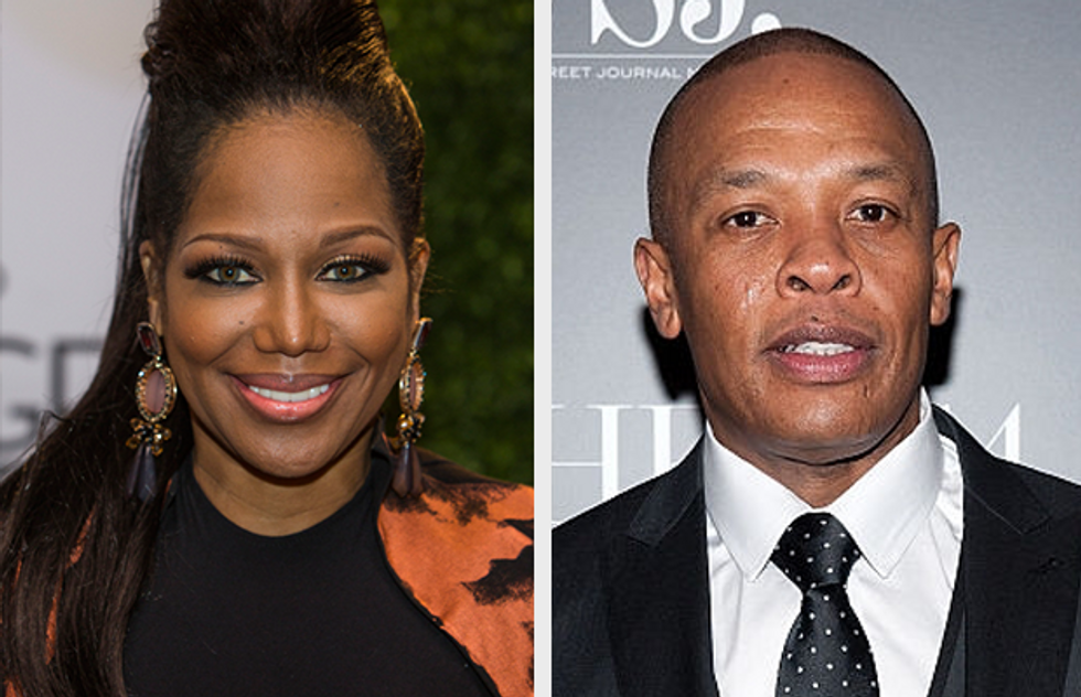 Dee Barnes And Michel'le Speak Up About Dr. Dre's Abuse