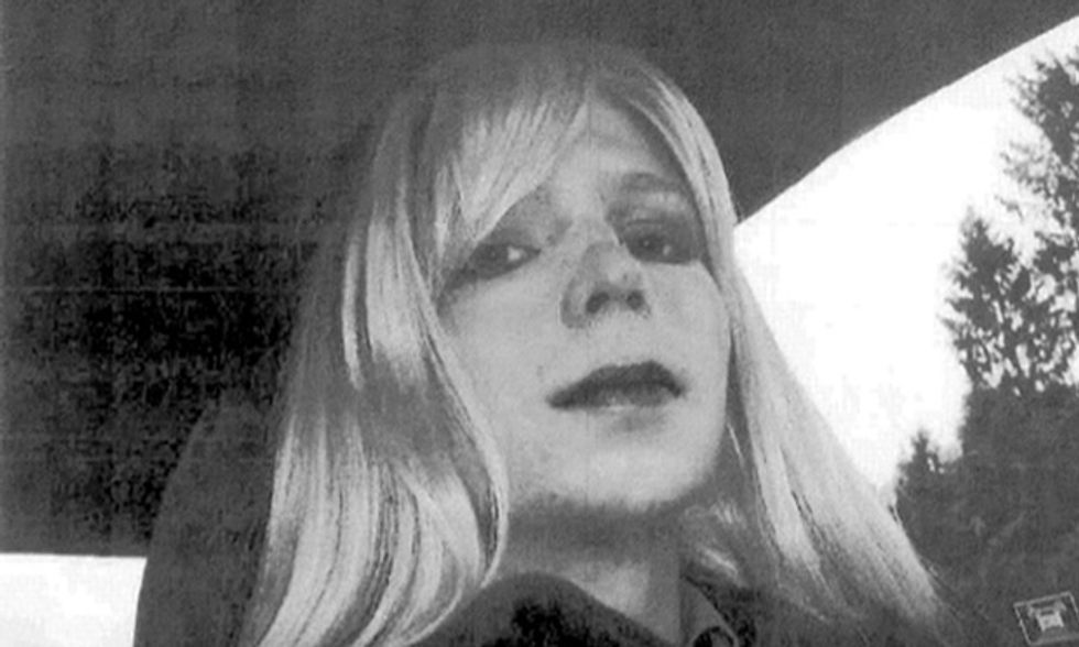 Updated: Chelsea Manning Could Be Held Indefinitely In Solitary Confinement For Having the Caitlyn Jenner Vanity Fair