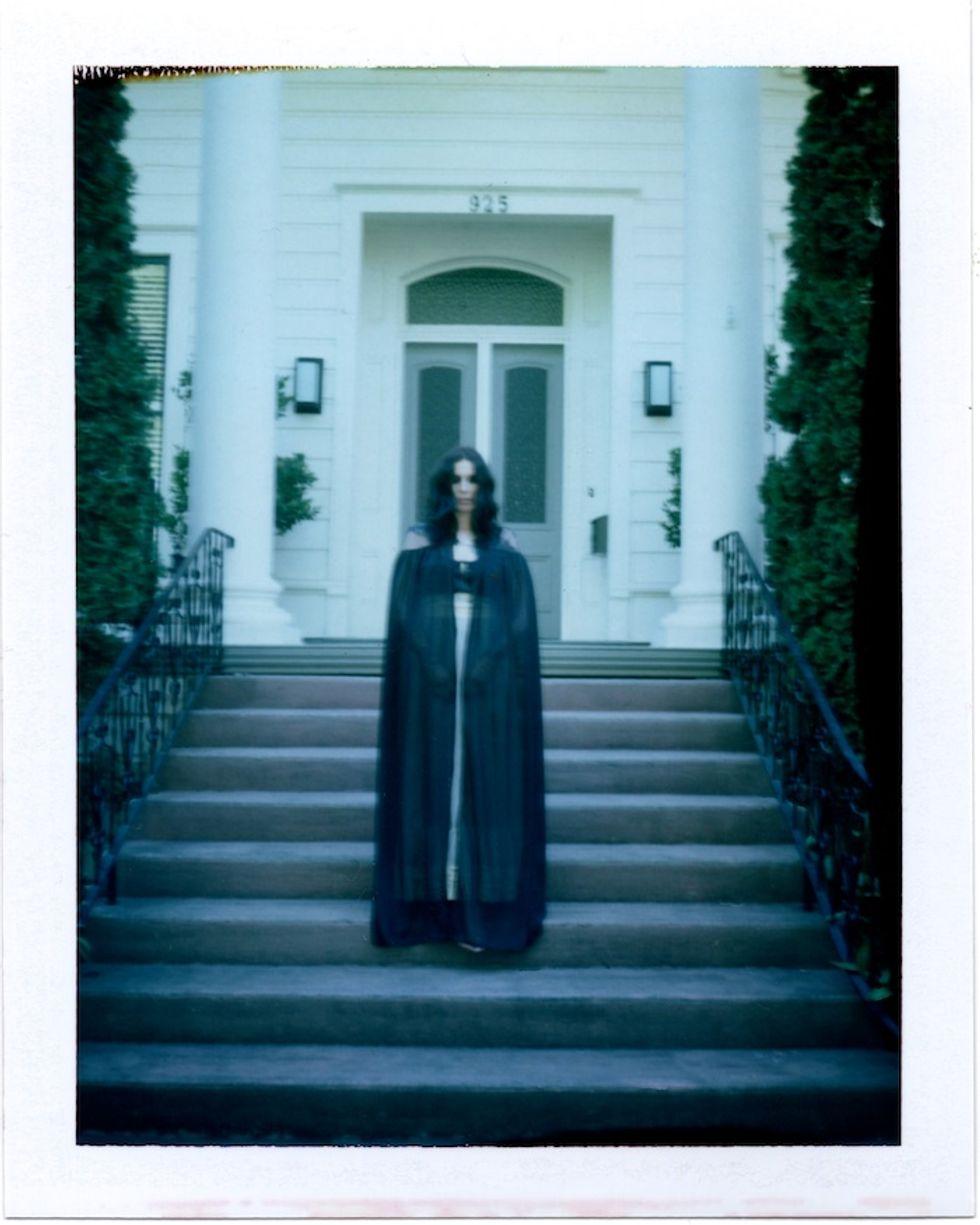 Chelsea Wolfe Talks Aaliyah and Sleep Paralysis