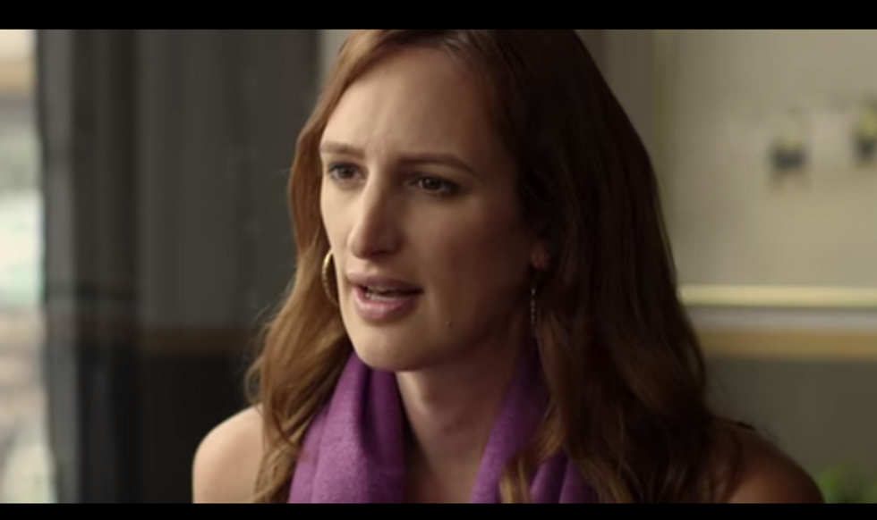 """Take a Look at """"Her Story,"""" the First Trans Love Story On TV"""
