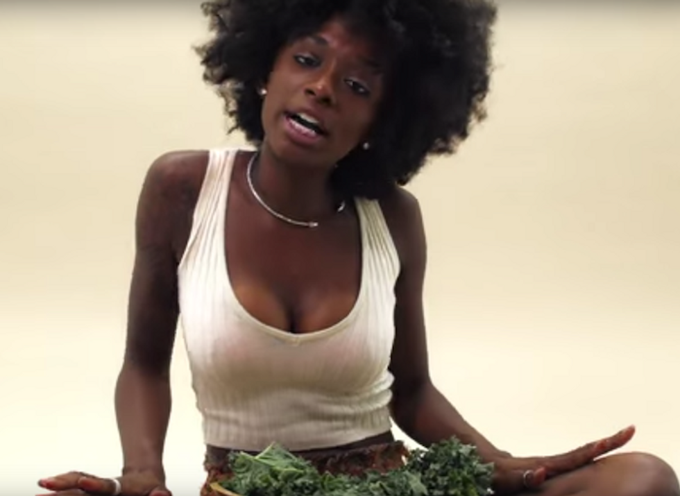"""Junglepussy Flips Off All The Fuccbois In Her Video For """"Now Or Later"""""""