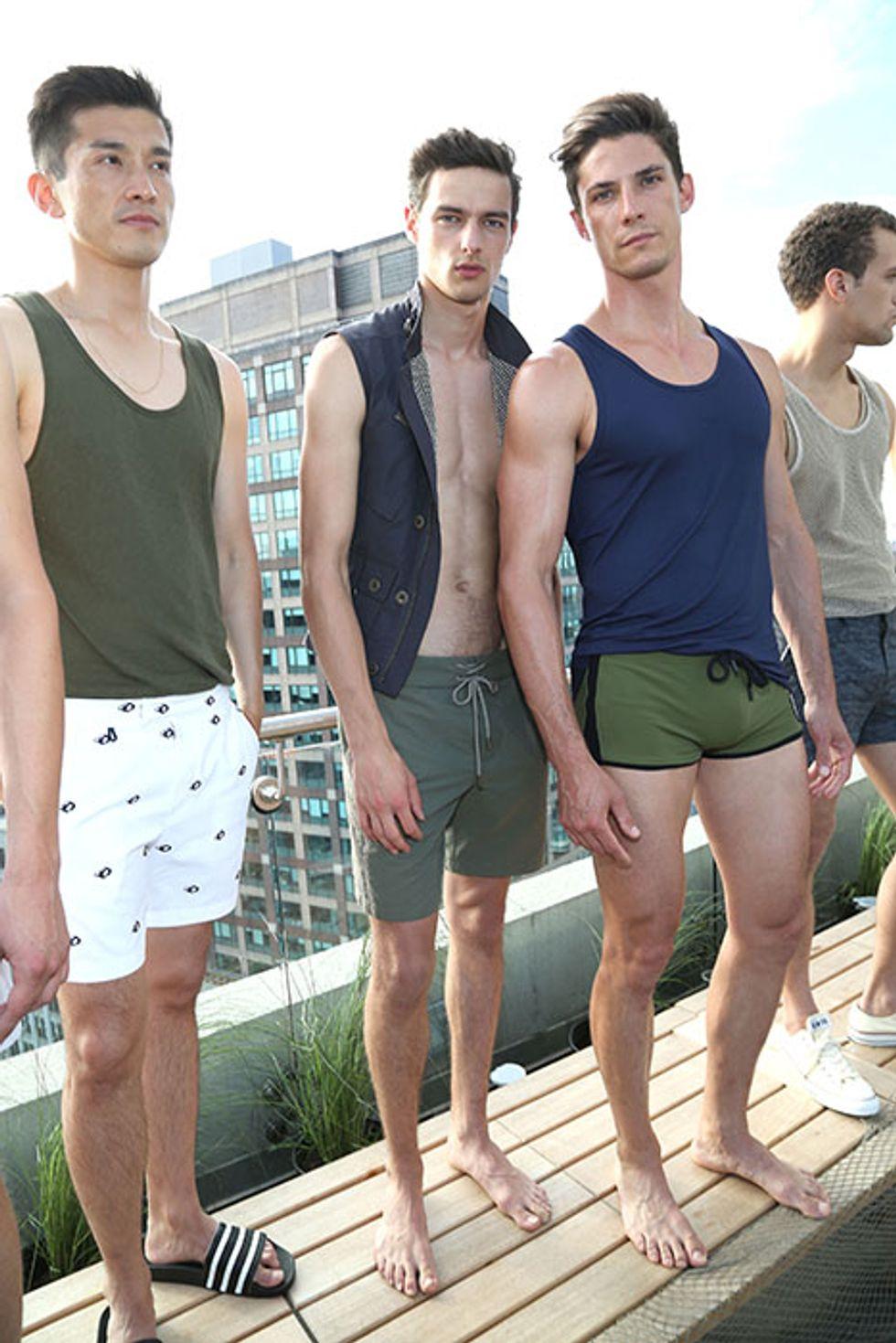 Model Crush Monday: Garrett Neff