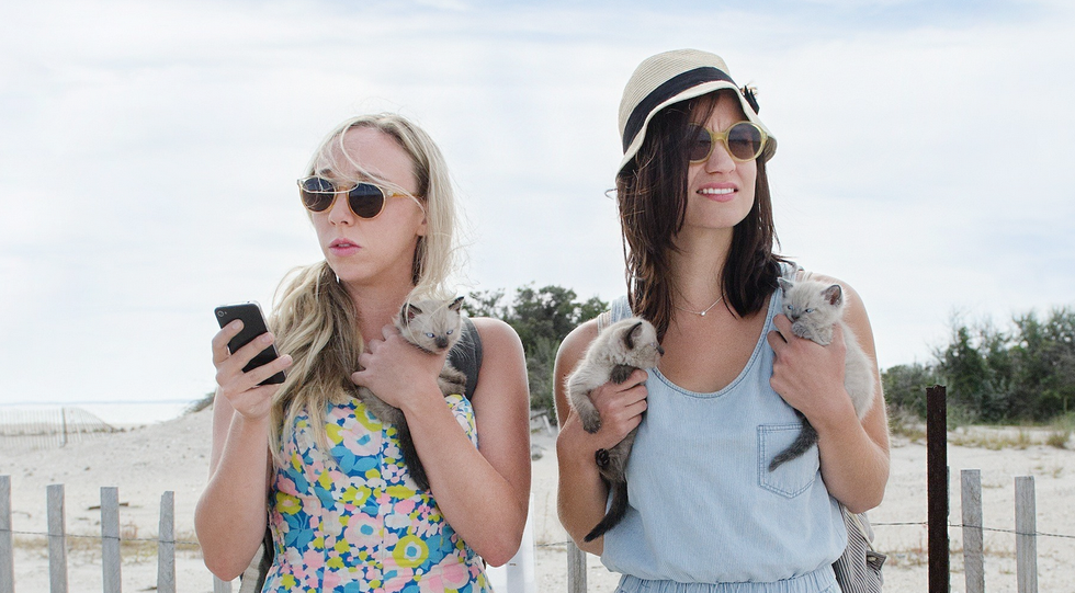 Talking to the Director of Fort Tilden, the Millennial Comedy That's Way Too Uncomfortably Familiar