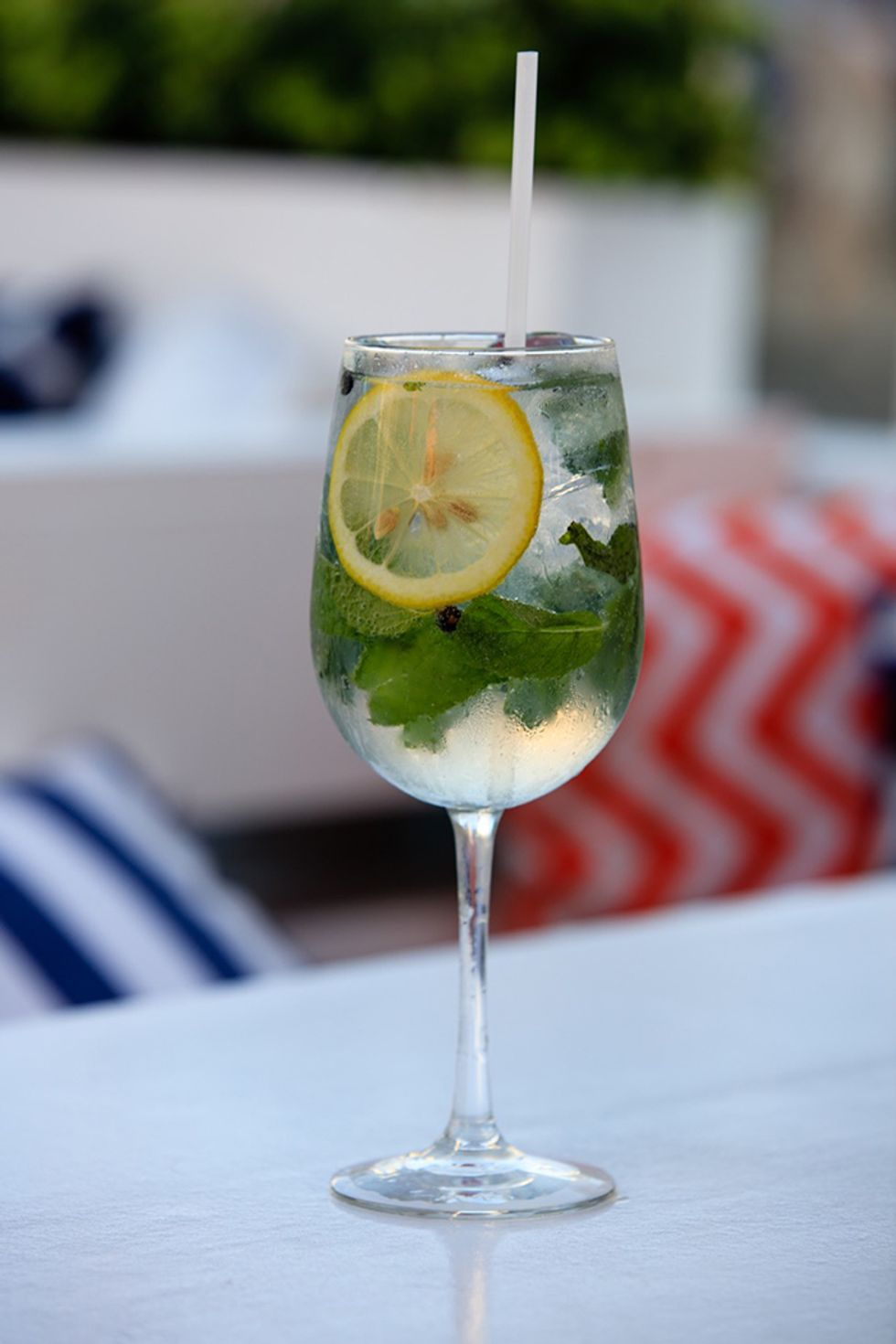 One of Ptown's Favorite Bars, Patio, Tells Us How to Make the Perfect Gin & Tonic