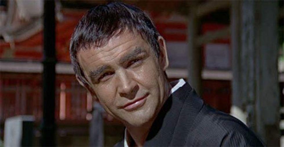 Slightly Shaken: James Bond's Legacy Of Racism