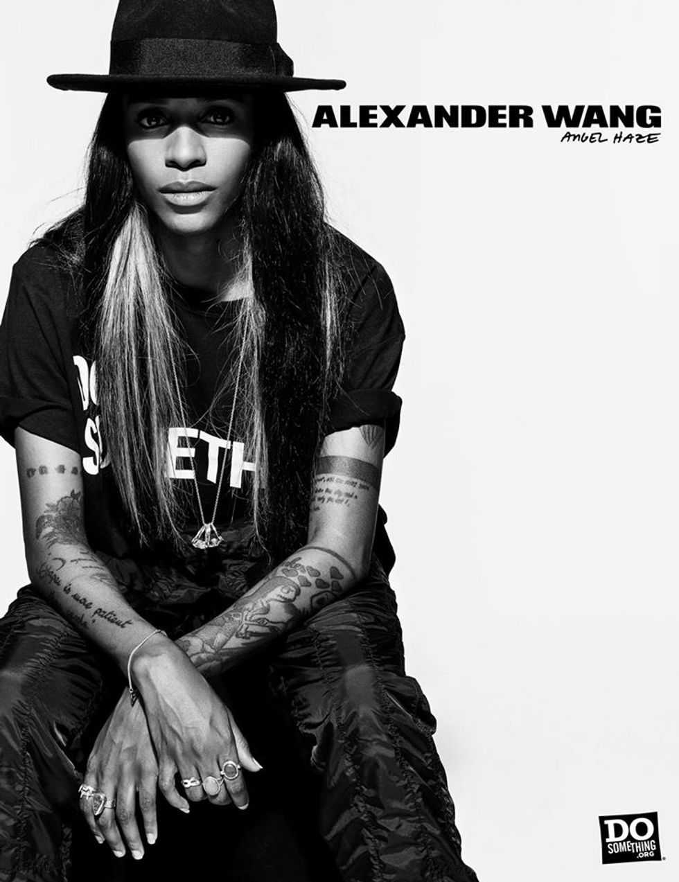 Kim, Kanye, Grimes + More Star in Alexander Wang's New Campaign