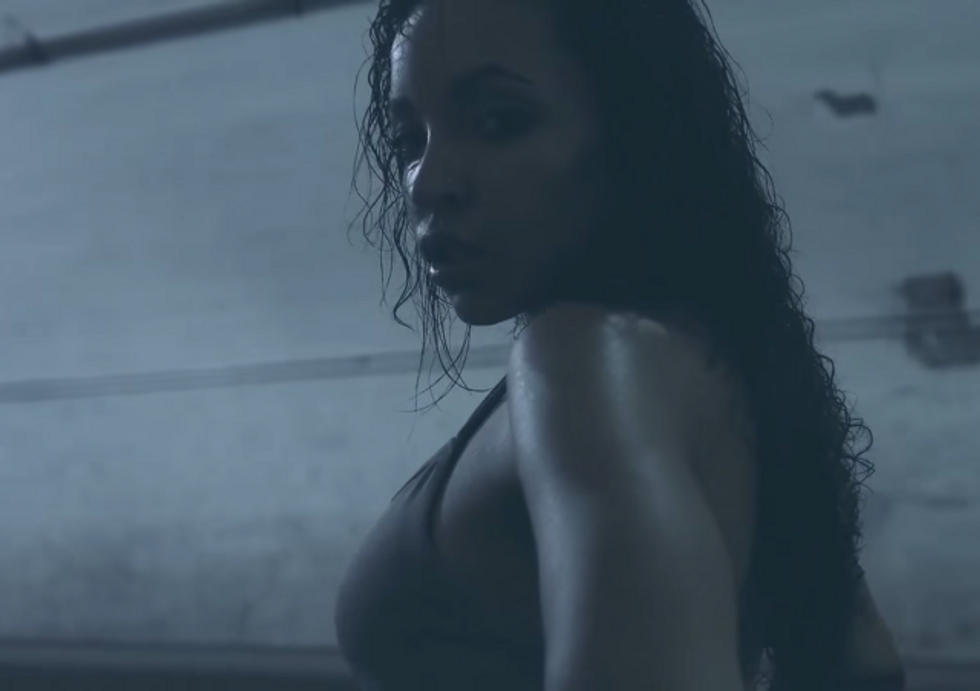 Break A Sweat: Tinashe Releases A Steamy Two-Fer Music Video