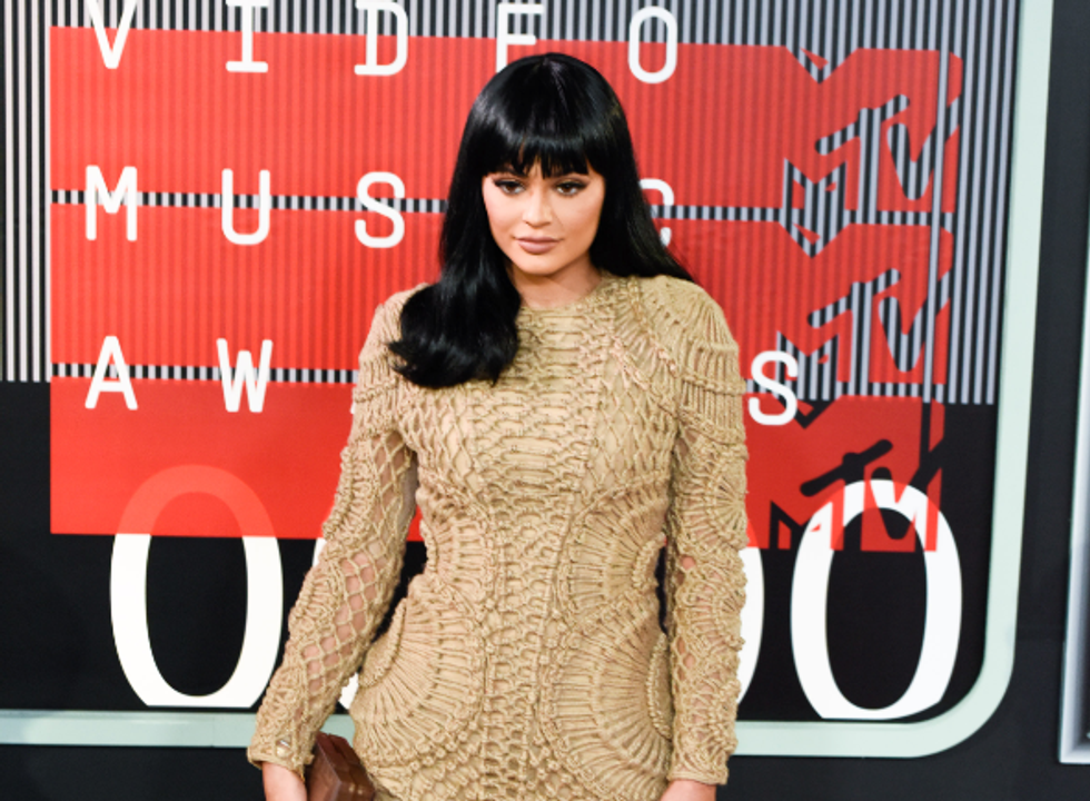 Kylie Jenner Started an Anti-Bullying Campaign On Instagram
