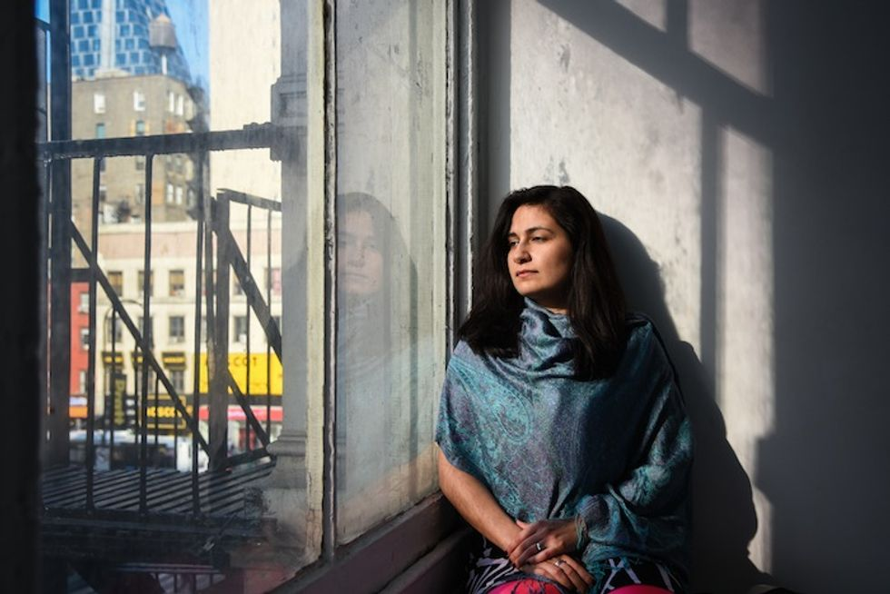 Writer Natasha Noman On How She Turned a Lesbian Tinder Date in Pakistan into a Successful Play