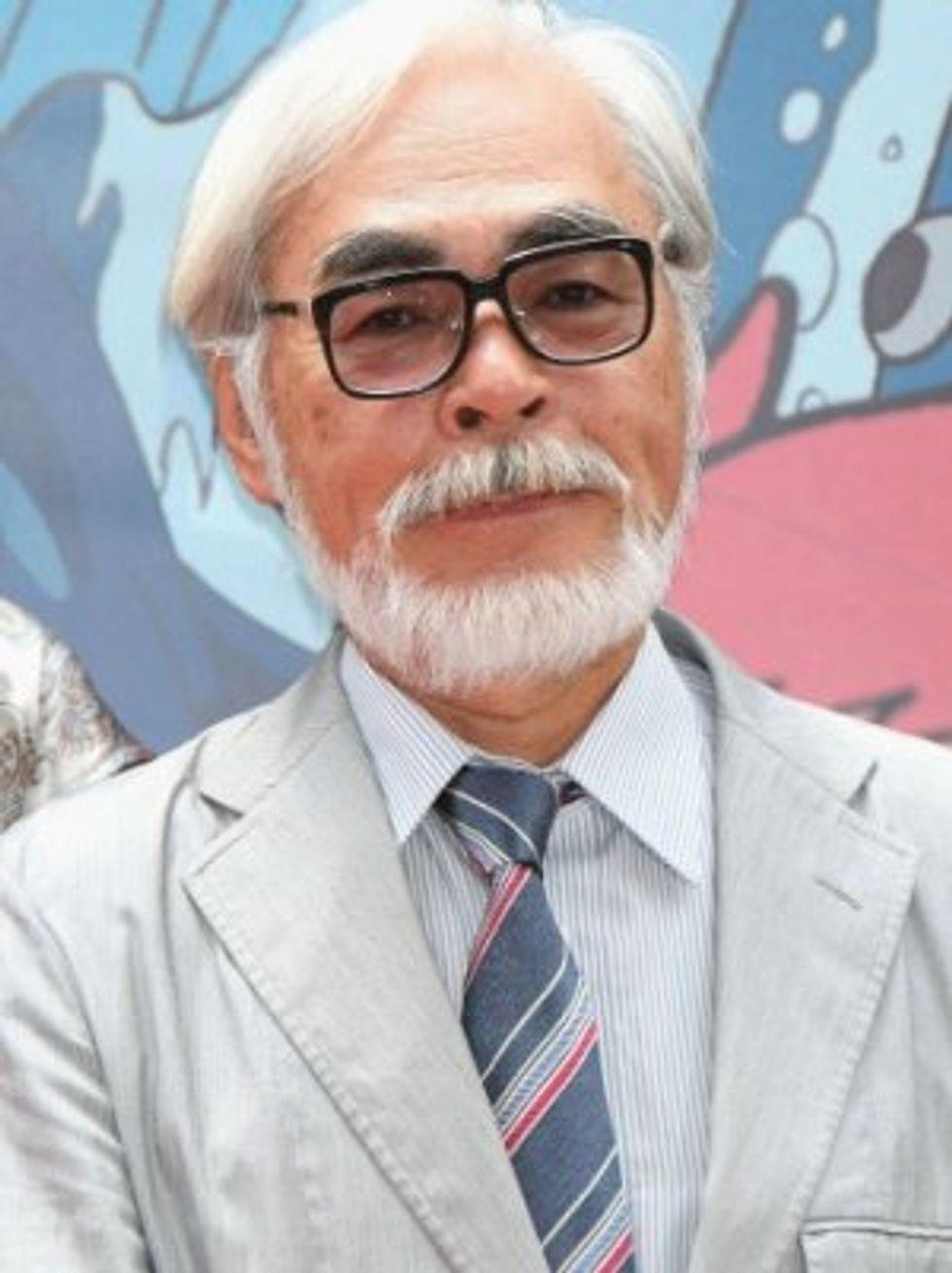 Hayao Miyazaki Is Creating A Kiddie Nature Retreat