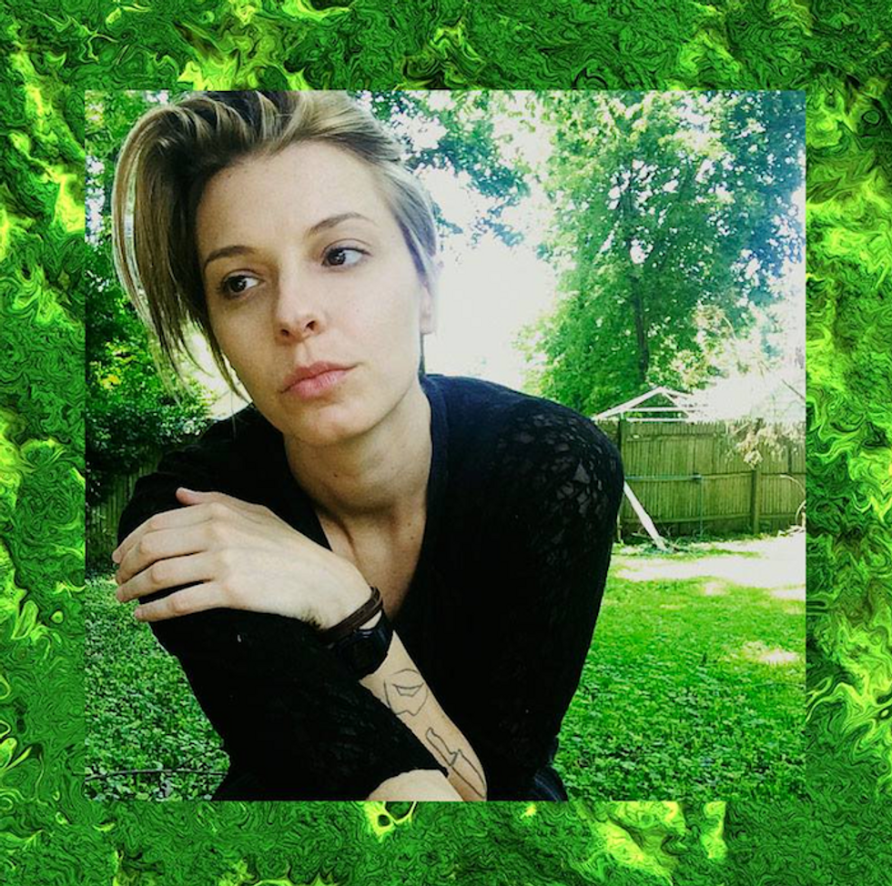 """Premiere: Ellie Herring Gives Us An Acid Explosion With """"Maze"""""""