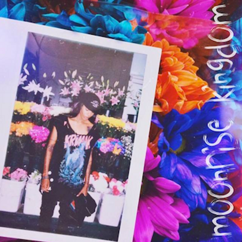 "Listen to Angel Haze's New Track, ""Moonrise Kingdom"""