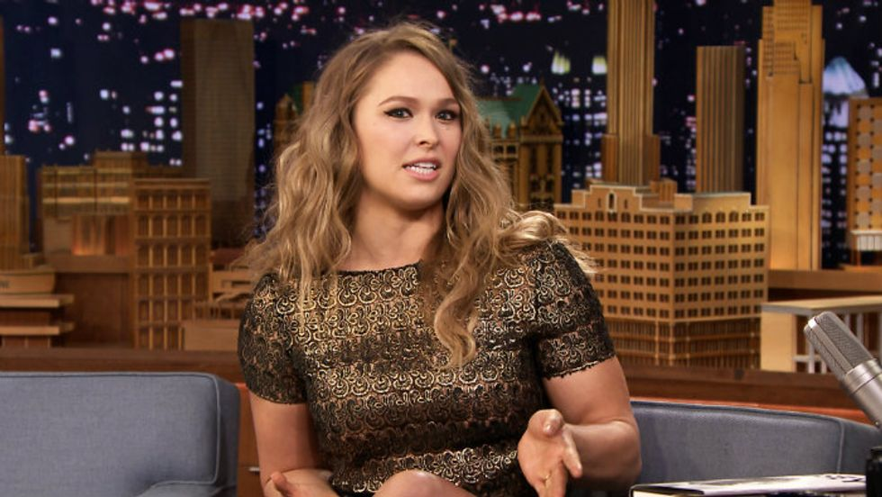Ronda Rousey is Going to Star in the Road House Remake
