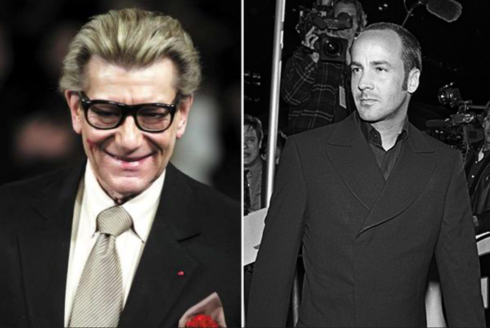 The 10 Biggest Fashion Feuds in History