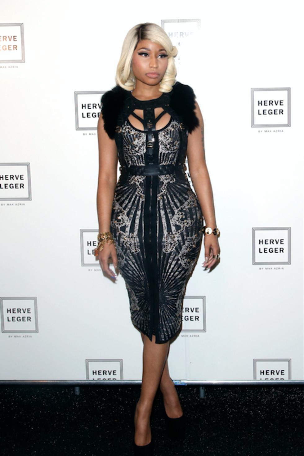 Nicki Minaj's New York Fashion Week Style Evolution