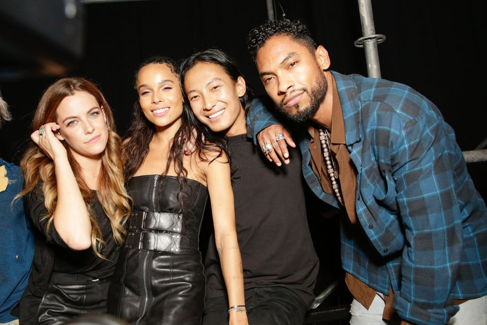 Scenes from Alexander Wang's 10-Year Anniversary Party