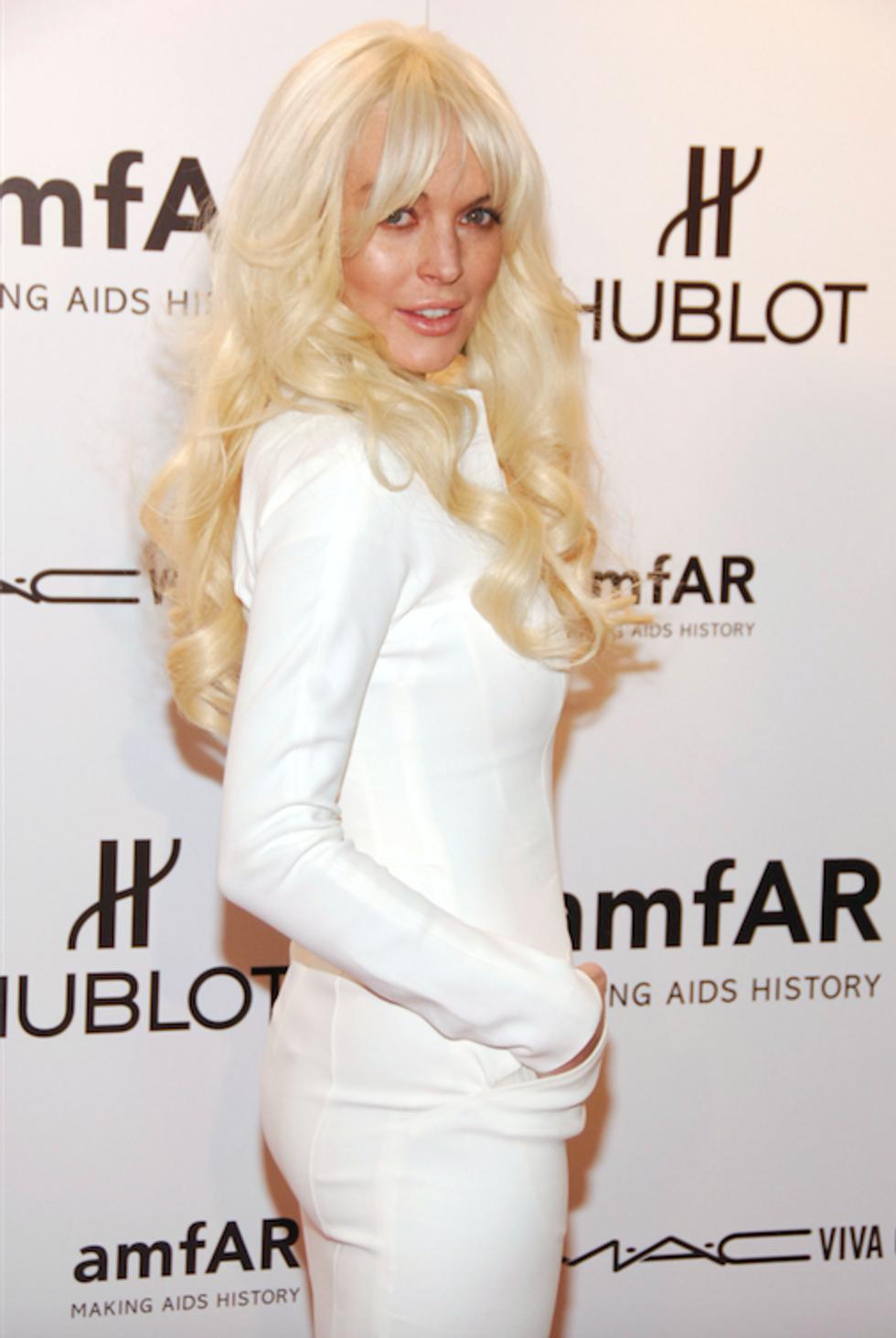 Lindsay Lohan's New York Fashion Week Style Evolution
