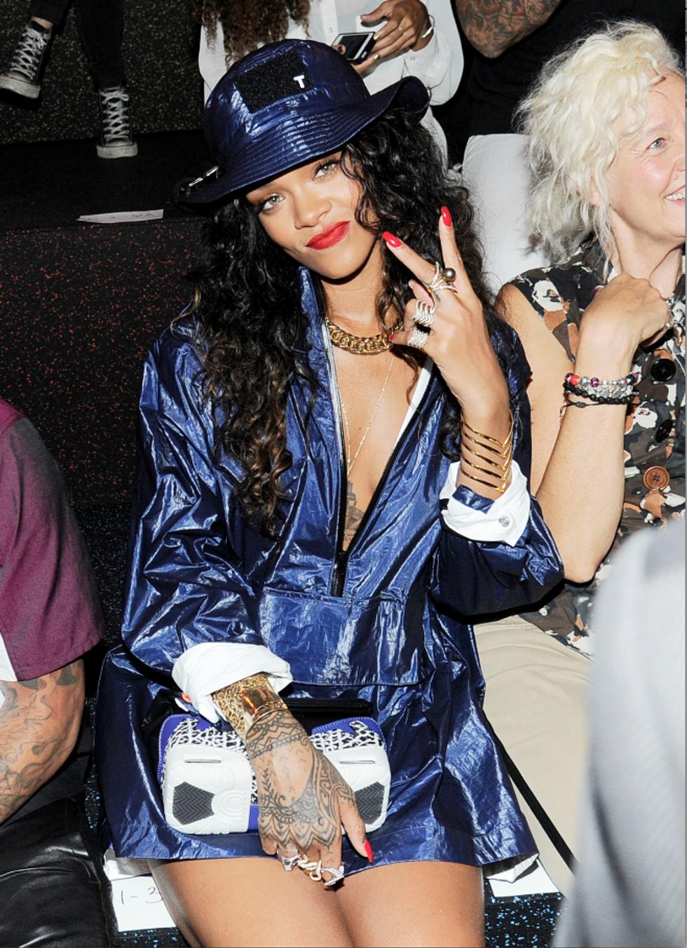 Rihanna's #NYFW Style Evolution: A Timeline