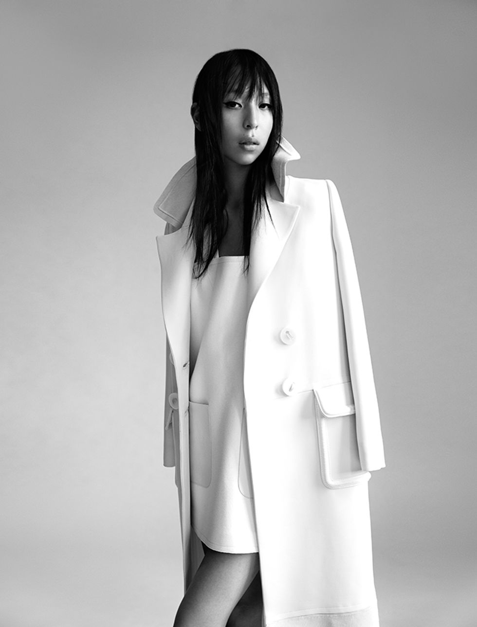 Meet Issa Lish, the Mexican-Japanese Model the Fashion World Can't Stop Talking About