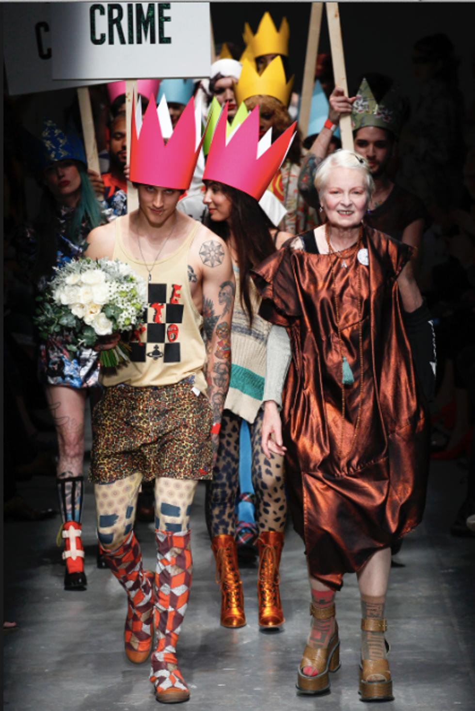 Mr. Mickey's London Fashion Week Favorites