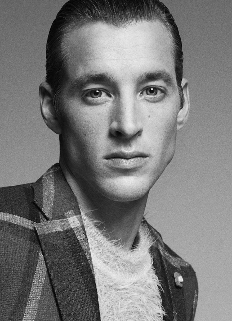 Model Crush Monday: Meet Dashing British Model Brothers, Peter, Roger and Joel Frampton