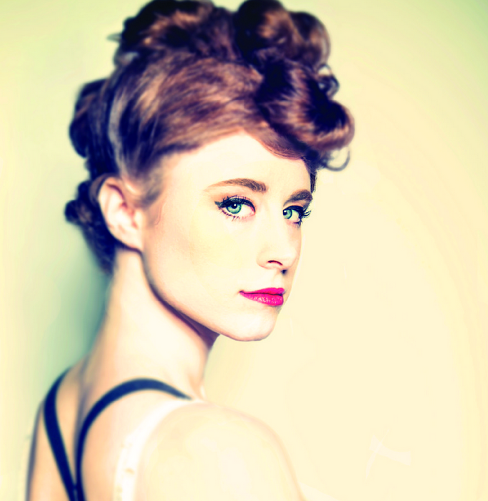 """PREMIERE: Kiesza Gives Us A Whirlwind Of An Earworm With Her New Track """"Give It To The Moment"""""""
