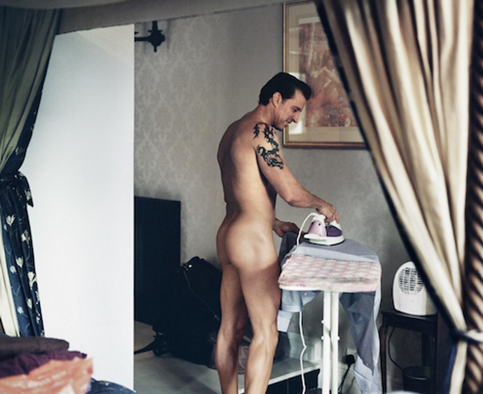 There's A New Photo Series Documenting The In-Between Moments Of Porn