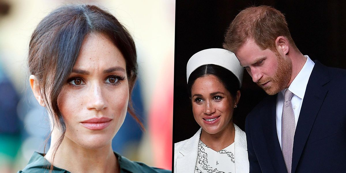Meghan Markle Reportedly Made 'Every Effort' to Fly to UK For Philip's Funeral But Doctors Said No