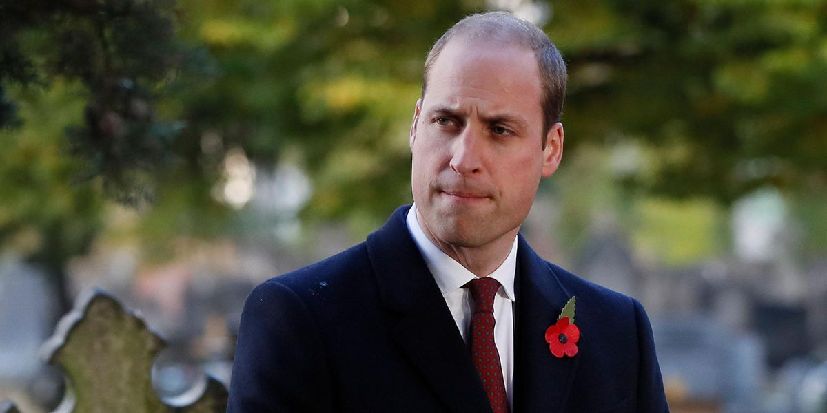 Prince William Pays Tribute to Prince Philip With Moving Statement