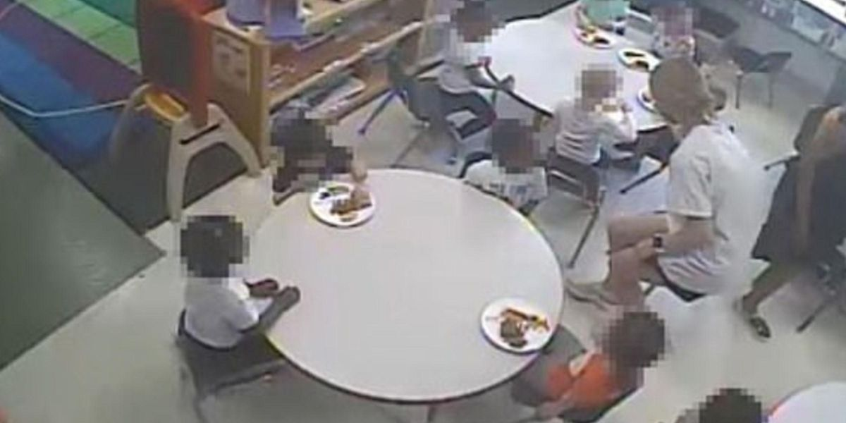 Daycare Accused Of Racism After Lunch Image Goes Viral