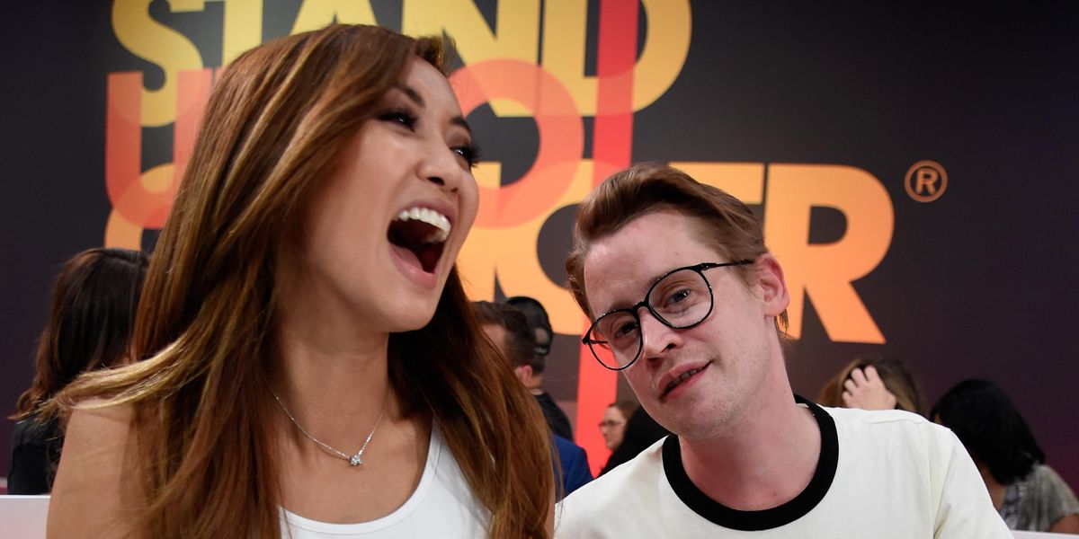 Brenda Song and Macaulay Culkin Welcome First Child