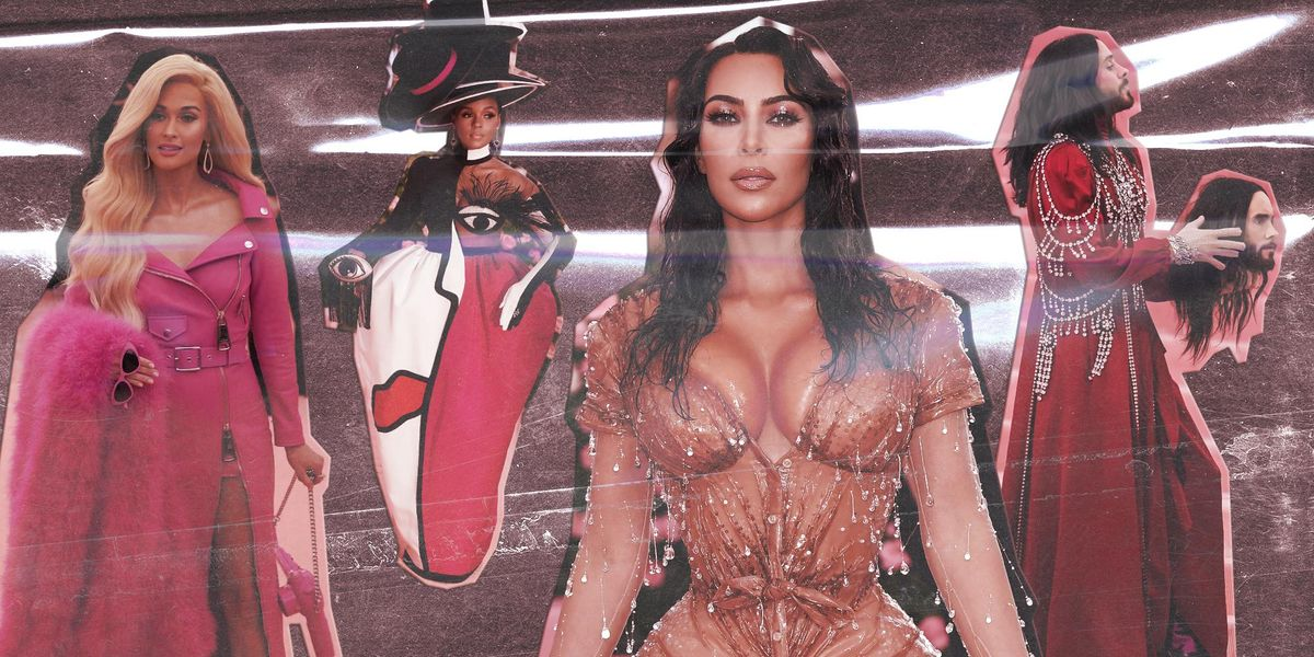 Looking Back on the Infamous 'Notes on Camp' Met Gala