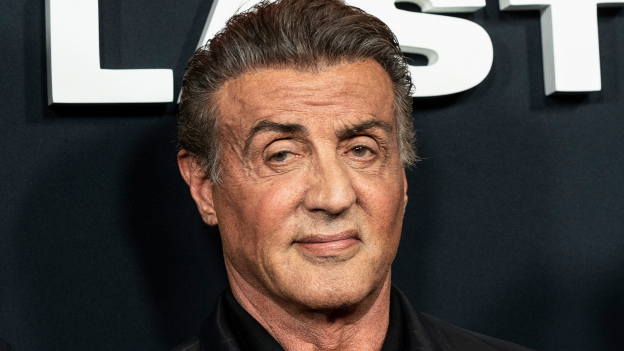 Sylvester Stallone Sparks Outrage After Paying $200k To Join Trump's Mar-A-Lago Club