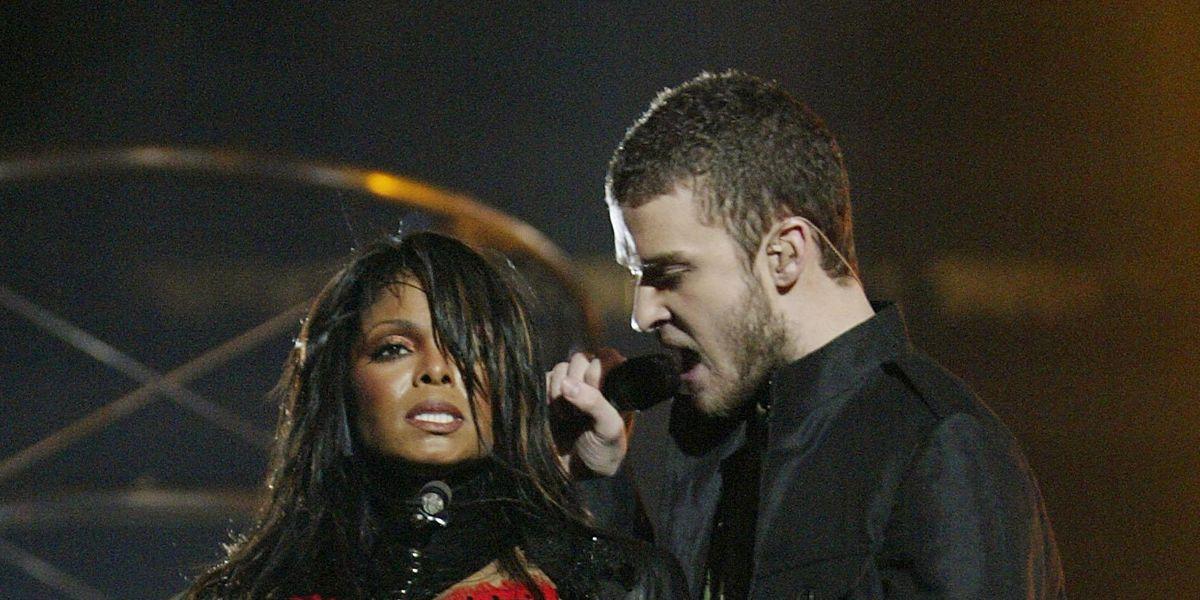 Justin Timberlake Allegedly 'Insisted' on Janet Jackson's Wardrobe Malfunction