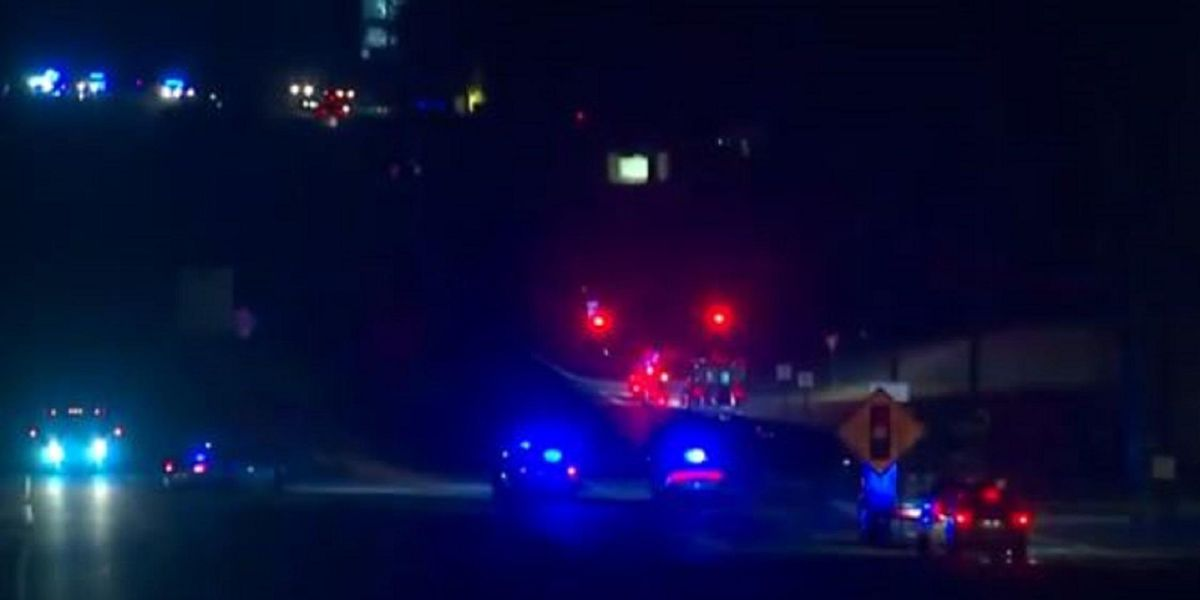 3 Georgia police officers shot, one suspect killed, and another apprehended after chase