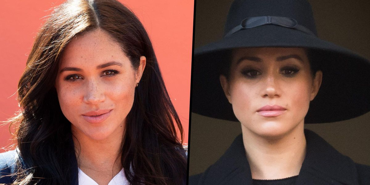 Meghan Markle Reportedly Stayed In the US Because She 'Doesn't Want To Be Center of Attention'