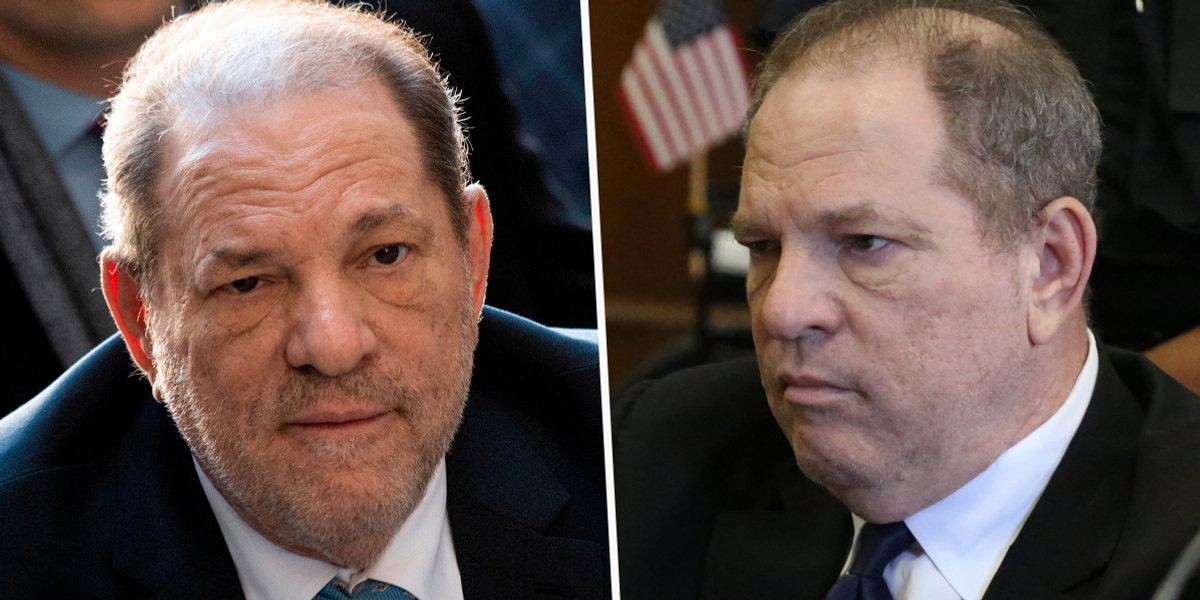 Harvey Weinstein is Nearly Blind and Has Lost His Teeth, His Lawyer Claims