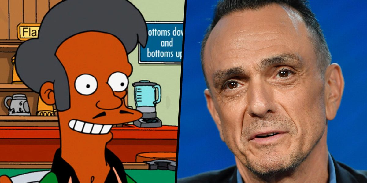 'The Simpsons' Actor Hank Azaria Wants to Apologize to Every Indian for Playing Apu